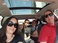 Família Gressler a caminho